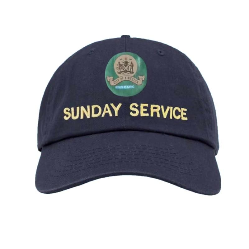 Kanye West Sunday Service Baseball Caps
