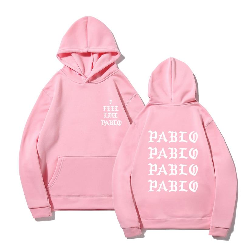Kanye West Paul Pablo Hoodie