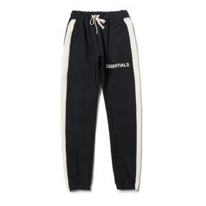 Kanye West Essentials Logo Printed Sweatpants