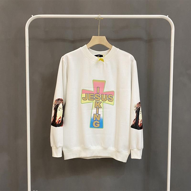 Kanye West Sunday Service Sweatshirt Hoodie