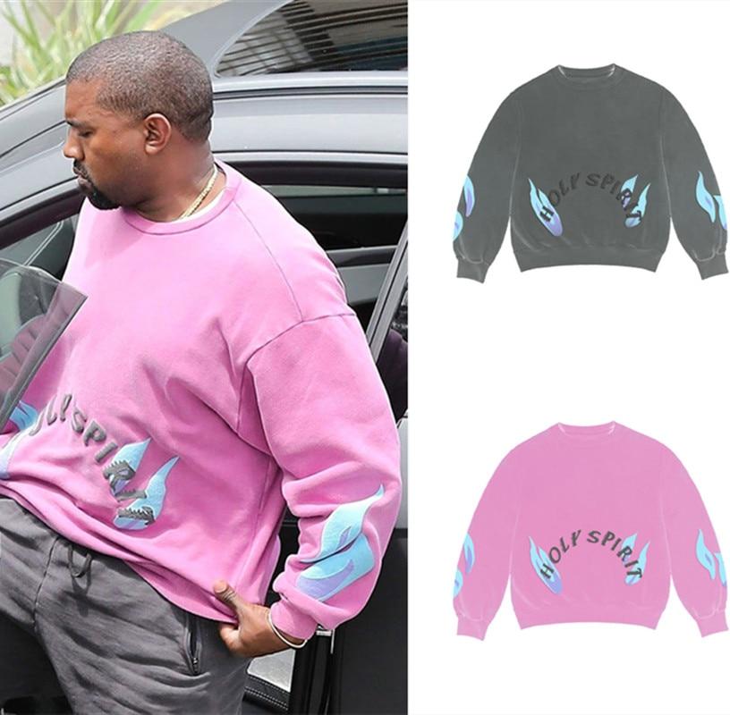Kanye West Sunday Service Holy Spirit Sweatshirt
