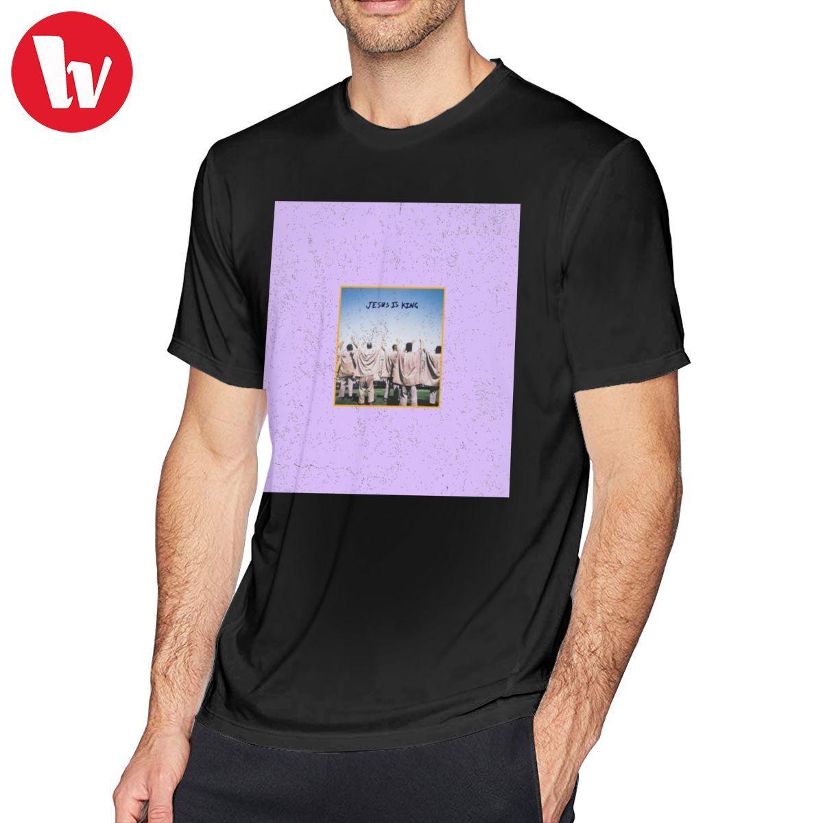 Kanye West Jesus is King Short-Sleeve T Shirt