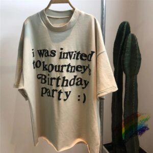 Kanye West High Street T-shirt