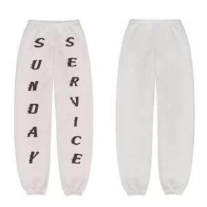 High-Quality Kanye West Sunday Service SweatPants