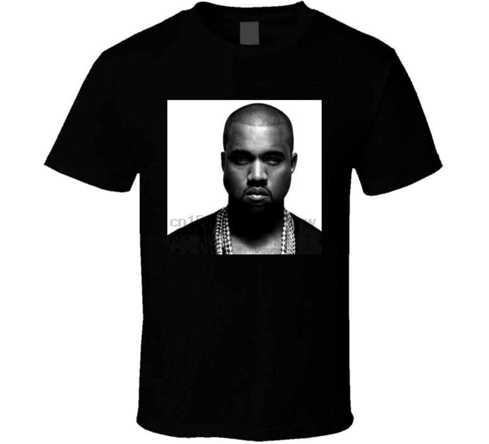 Kayne West Face T Shirt