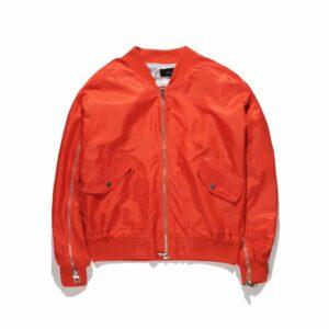 Kanye West Thick WarmMen's Hip Hop Jacket