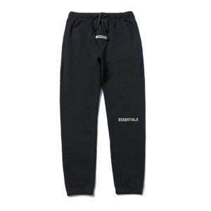 Kanye West Essentials Logo Soft Sweatpants