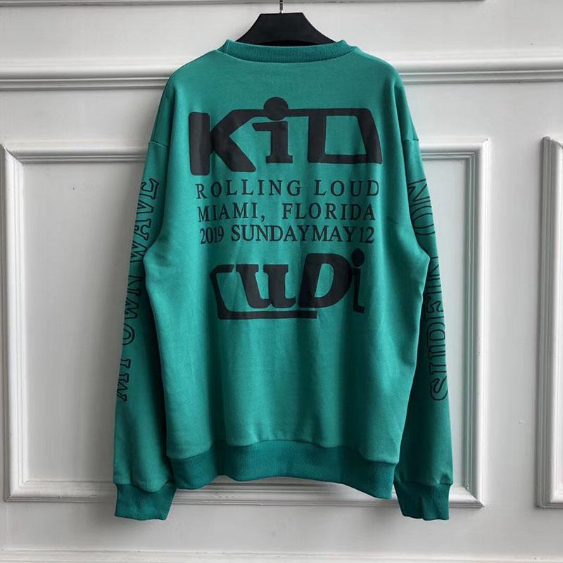 Kanye West High-Quality Sweatshirt Printed
