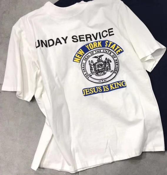 Kanye West Sunday Service T-shirt