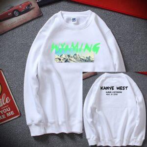 Kanye West Wyoming Unisex Sweatshirt