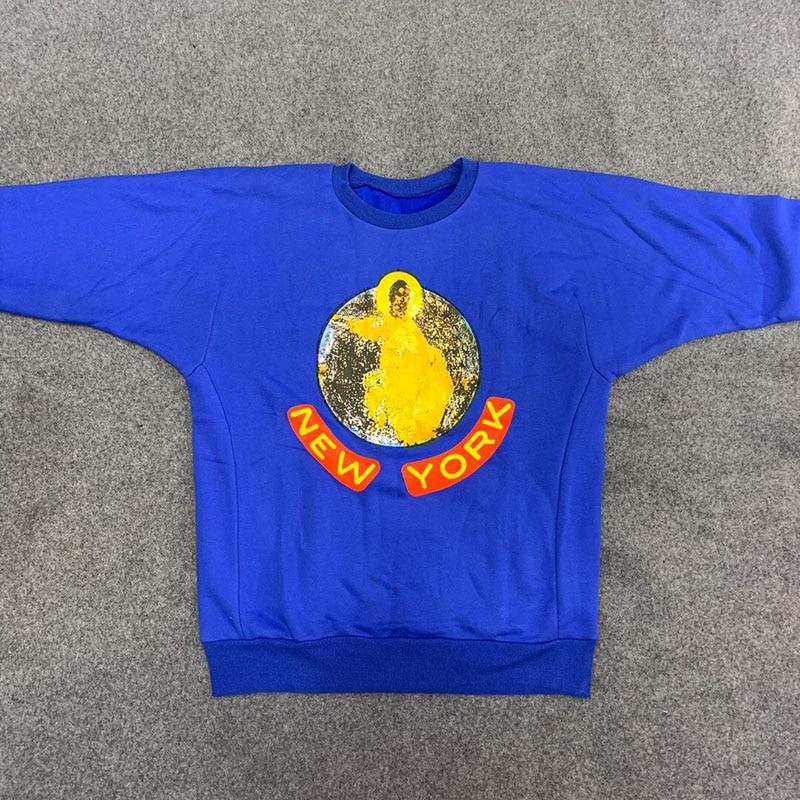 Jesus is King Kayne West New York Sweatshirt