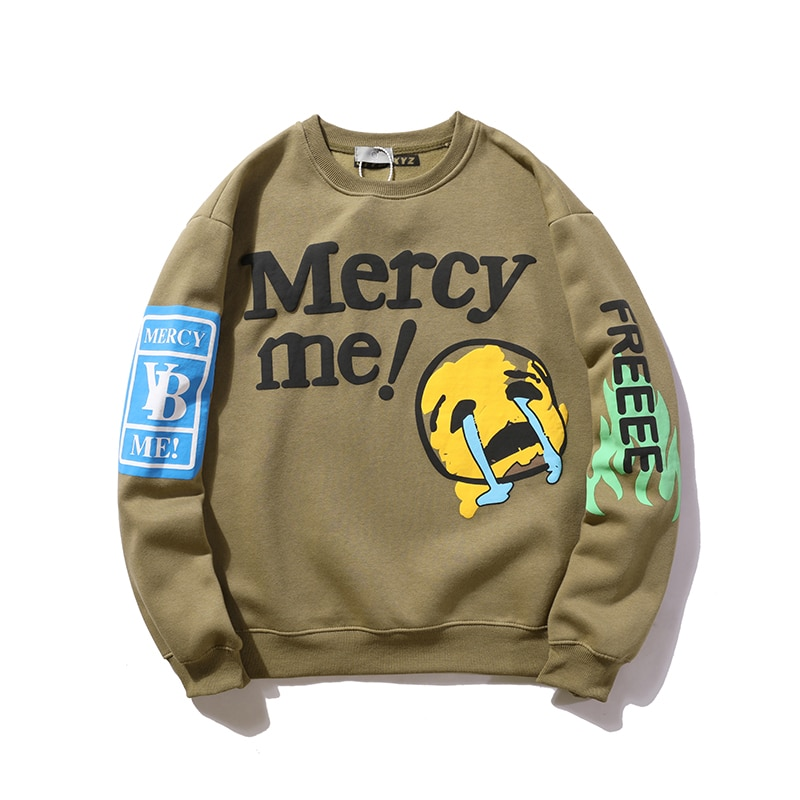 Kayne West Mercy me and Naughty Shirts