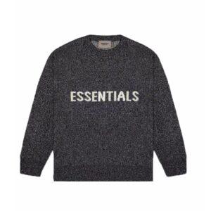 Kanye West Essentials Wool Sweatshirt And Sweater