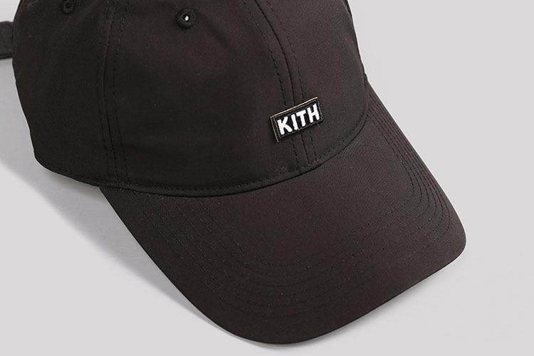 Kayne West KITH SPORT DAD Baseball Cap