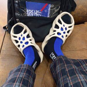 Kanye West Thick Bottom Slippers Flip-flop Sandal