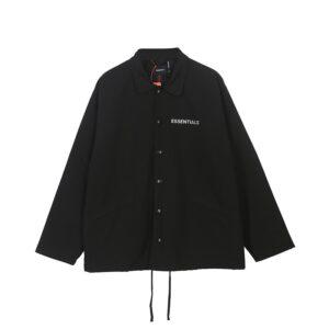Kayne West Essentials Men Casual Jacket Coat