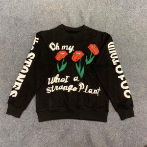 Kanye West The Stones Printed Sweatshirts