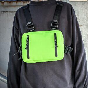 Kanye West Trend Chest Rig Bag