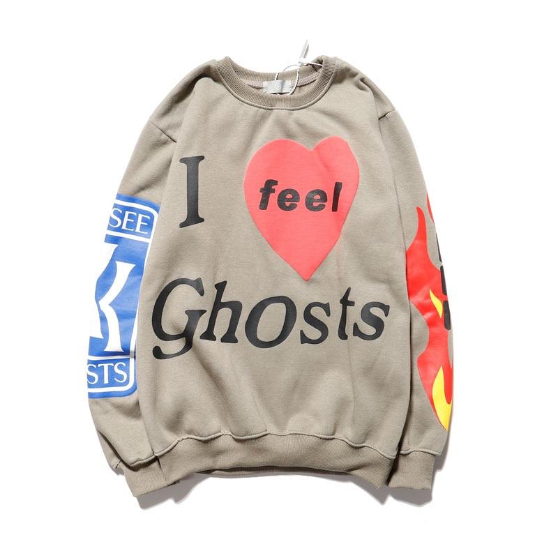 Kanye West Lucky Me i See Ghost Sweatshirts