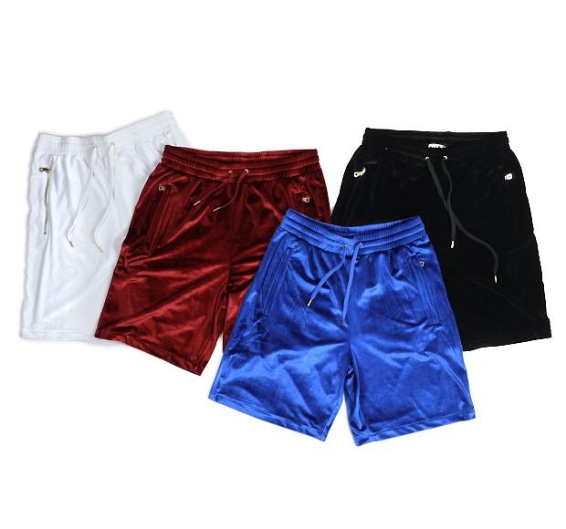 Kayne West Shorts Velvet Trousers