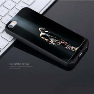Kanye West Coque Shell Phone Case For Iphones