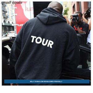 Kanye West Saint Pablo Tracksuit For Men And Womens