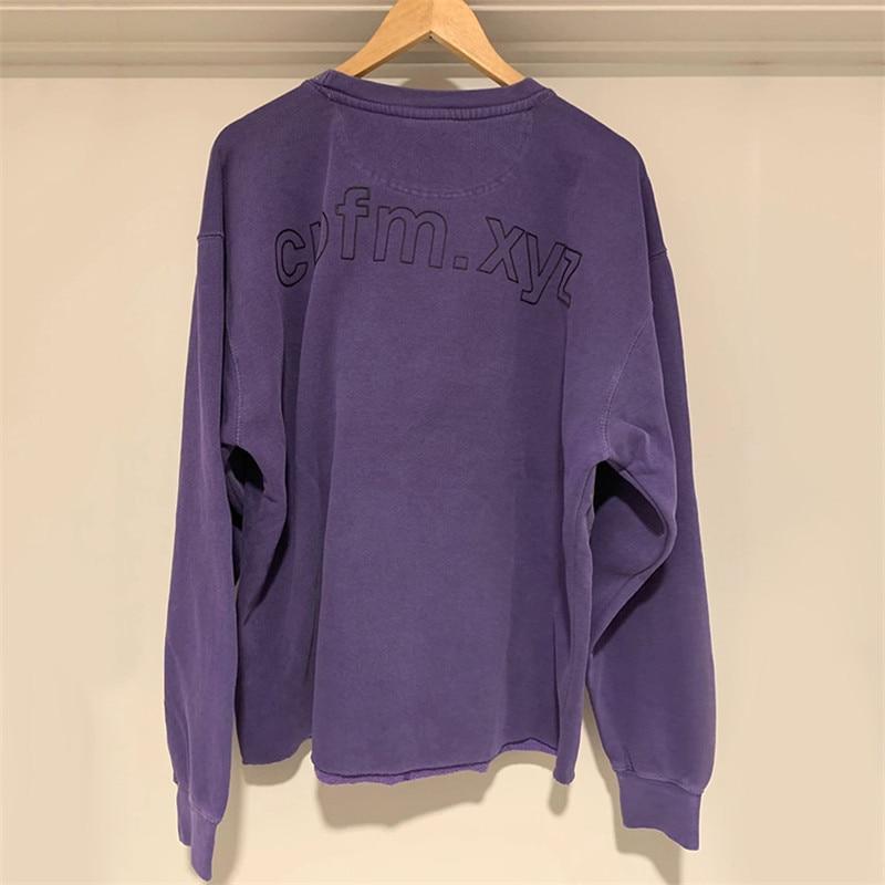 Kanye West CPFM.XYZ W.W.C.D. I like you Sweatshirts Hoodie
