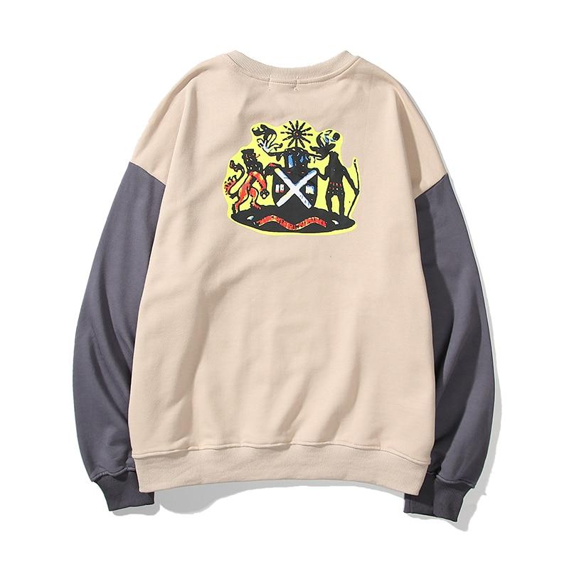 Jesus Is King Top Version Street Wear Sweatshirts