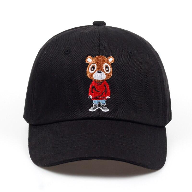 Kanye West Standing Bear Dad Hat
