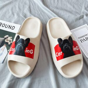 Kanye West Brand Slide Casual Beach Slippers Shoes