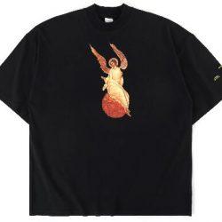 Jesus is King Black T-Shirt