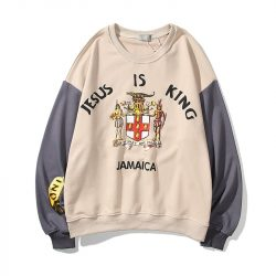 Jesus Is King Sweatshirt Jamaica Sweatshirt