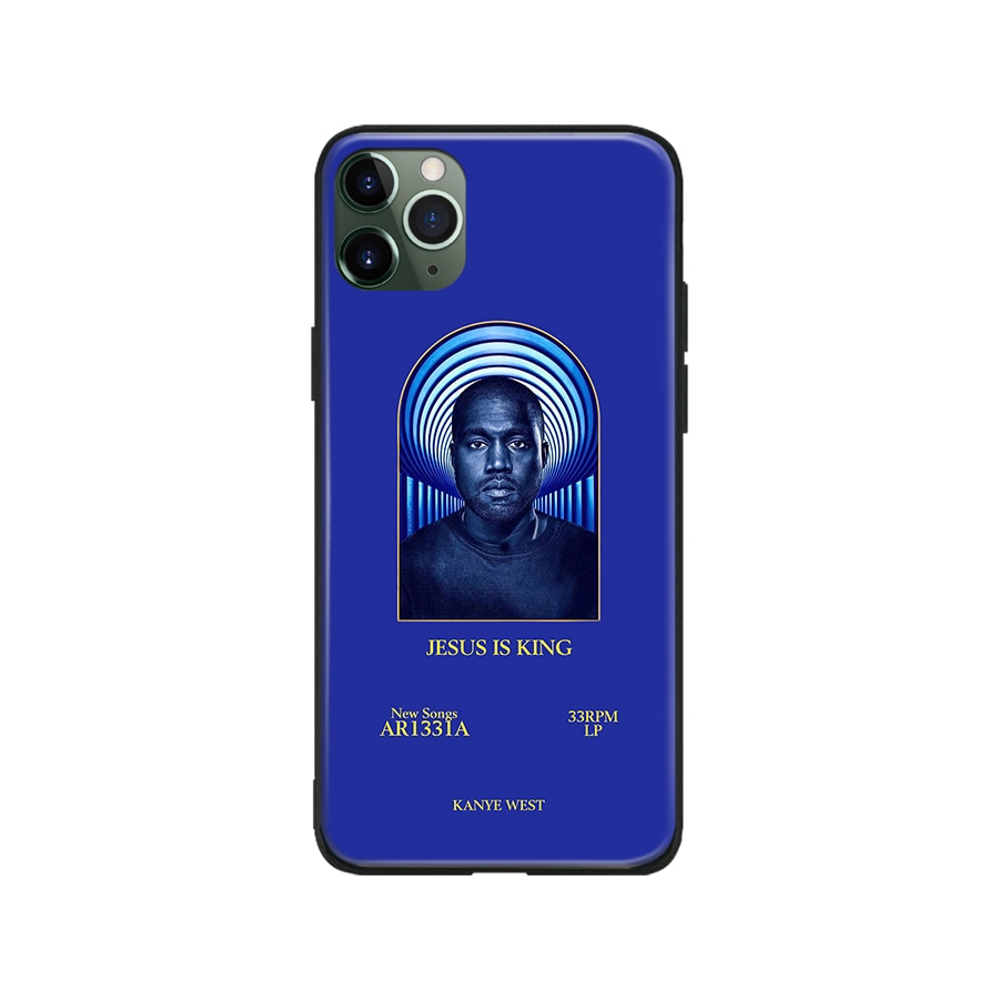 Jesus Is King iPhone Silicon Case
