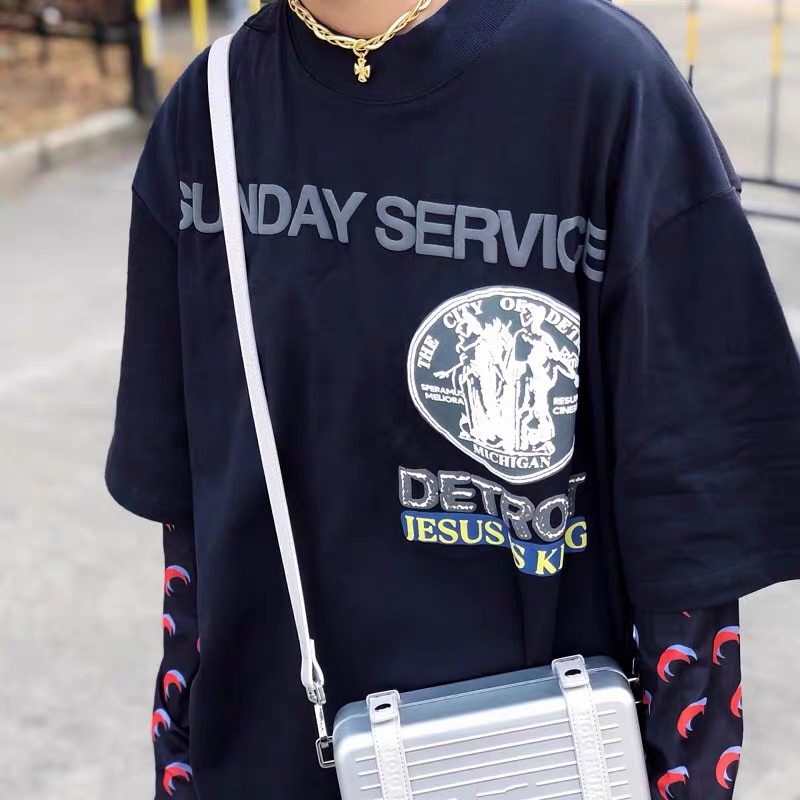 Jesus is King Sunday Service Shirt