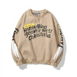 Kardashian Jenner West Chirstmas Sweatshirt