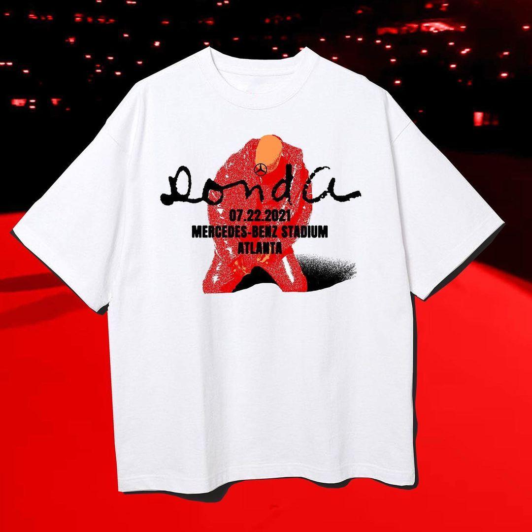 kayne west donda high quality shirt